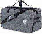 Herschel Outfitter 63L - Reisetasche / Reisegepäck - raven grey crosshatch