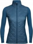 Icebreaker 230 Ellipse Jacket Women - Damen Thermo/Fleecejacke - prussian blue -