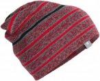 Icebreaker Atom Hat - Mütze mit Merinowolle - oxblood red