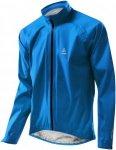 Löffler Herren Bike Jacke Prime GTX Active 19401 - Wasserdichte Radjacke - blau