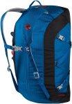 Mammut Cargo Light - Reisetasche mit Rucksackgurte - dark cyan blue - 40 Liter