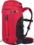 Mammut First Trion 18 - Kinderrucksack - black/inferno red 0575