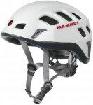 Mammut Helm Rock Rider - Universeller Kletterhelm - white smoke - 56-61cm