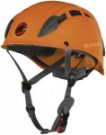 Mammut Helm Skywalker 2 - Robuster Kletterhelm - orange - 56-61cm