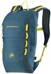 Mammut Neon Light 12 - Multisportrucksack - dark chill blue/yellow 5851