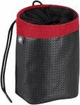 Mammut Stitch Chalk Bag - Magnesiumbeutel zum Selbstgestalten - lava red/black