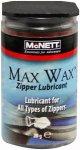 McNett Max Wax Reißverschluss-Pflegestift - Schützt und Schmiert Zipper - 20 g