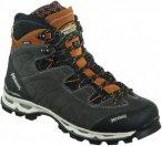 Meindl Schuhe Air Revolution Ultra Men - anthracite/orange - Gr.46 - UK 11