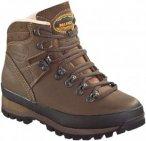 Meindl Schuhe Borneo Lady 2 MFS - dunkelbraun/nougat - Gr.38 2/3 - UK 5,5
