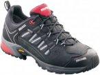 Meindl Schuhe SX 1.1 GTX Men - schwarz/rot - Gr.42 2/3 - UK 8,5