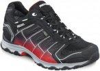Meindl Schuhe X-SO 30 GTX Surround Men- schwarz/rot - Gr.45 1/3 - UK 10,5