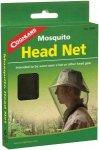 Moskitohutnetz zum Schutz vor Mücken und Insekten - Mücken Kopfschutz - grün