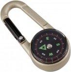 Munkees Karabiner Kompass mit Thermometer - Kompass/Thermometer