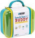 Nalgene Lunchbox Buddy - Proviantdose / Brotdose mit Kühlakku - blau