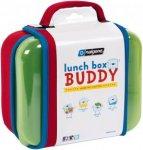 Nalgene Lunchbox Buddy - Proviantdose / Brotdose mit Kühlakku - rot
