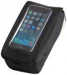 Norco Boston - Smartphone Tasche für Lenker, Vorbau oder Oberrohr - schwarz