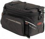 Norco Canmore - Gepäckträgertasche mit Klettbefestigung - schwarz