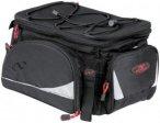 Norco Dalton - Gepäckträgertasche mit vielen Fächern - schwarz