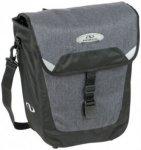 Norco Waterford City Tasche - Wasserdichte Einzel Radtasche - tweed grey