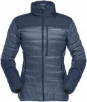Norrona Falketind Down750 Jacket Women - Daunenjacke - indigo night blue - Gr.S