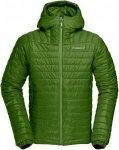 Norrona Falketind Primaloft 100 Hood Jacket Men - Kapuzen Thermojacke - iguana g