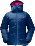 Norrona Trollveggen Down750 Jacket Women - Daunenjacke - space darkblue 2260 - G