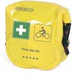 Ortlieb First Aid Kit Safety Level High Fahrrad - Fahrrad - gelb - gefüllt