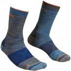 Ortovox Alpinist Mid Socks Men - Funktionssocken mit Merino - dark grey - Gr.42-
