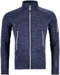 Ortovox Merino Fleece Light Melange Jacket Men - Fleecejacke - night blue - Gr.X
