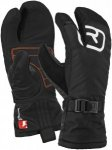Ortovox Merino Pro Lobster Glove - Wasserdichte Handschuhe - black raven - Gr.L