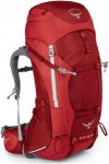 Osprey Ariel AG 65 Women - Damen Trekkingrucksack - picante red - Gr.S (62 Liter
