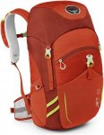 Osprey Jet 18 - Kinderrucksack - strawberry red