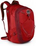 Osprey Nebula 34 - Laptoprucksack / Tagesrucksack - robust red