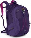 Osprey Nova 33 Women - Laptoprucksack für Frauen - mariposa purple violett