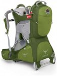Osprey Poco AG Plus - Kindertrage / Kinderkraxe - ivy green
