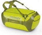 Osprey Transporter 65 - Geräumige Sporttasche mit Rucksackgurte - sub lime gree