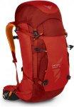 Osprey Variant 37 - Bergsportrucksack mit Steigeisenfach - diablo red- Gr.M