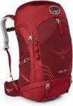 OspreyAce 38 - Kinder- /Jugendrucksack - paprika red