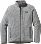 Patagonia Better Sweater Jacket Men - Fleecejacke in Strickoptik - stone wash li