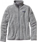 Patagonia Better Sweater Jacket Women - Strickfleecejacke - birch white - Gr.M