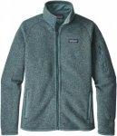 Patagonia Better Sweater Jacket Women - Strickfleecejacke - shadow blue green -
