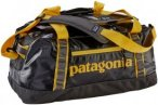 Patagonia Black Hole Duffel 45L - Sporttasche - forge grey/yellow