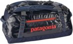 Patagonia Black Hole Duffel 90L - Reisetasche - navy blue/red