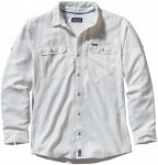 Patagonia Sol Patrol II Longsleeve Shirt Men - Outdoorhemd - white - Gr.M