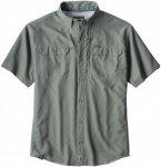 Patagonia Sol Patrol II Shirt Men - Kurzarmhemd - hemlock green - Gr.L