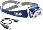 Petzl Reactik - Stirnleuchte - 220 Lumen - blau