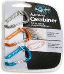Sea To Summit Carabiner - Alu Karabinerhaken - Carabiner - 3er Set