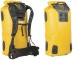 Sea To Summit Hydraulic Dry Bag mit Rückensystem - Wasserdichter Rucksack / Pac