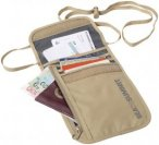 Sea To Summit Neck Wallet - Klassischer Brustbeutel - sand
