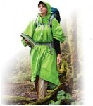 Sea To Summit Nylon Tarp Poncho - Wasserdichter Regenponcho / Cape - green - 137